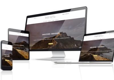 Plataforma web de reserva de experiencias por Euskadi
