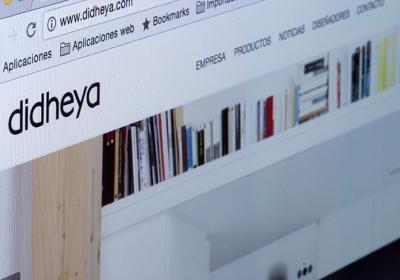 Páginas web con catálogo de productos