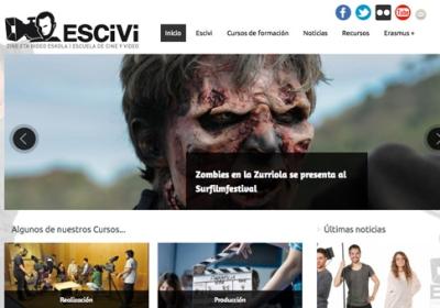 Nueva web corporativa