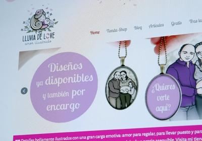 Diseño y desarrollo de tienda online