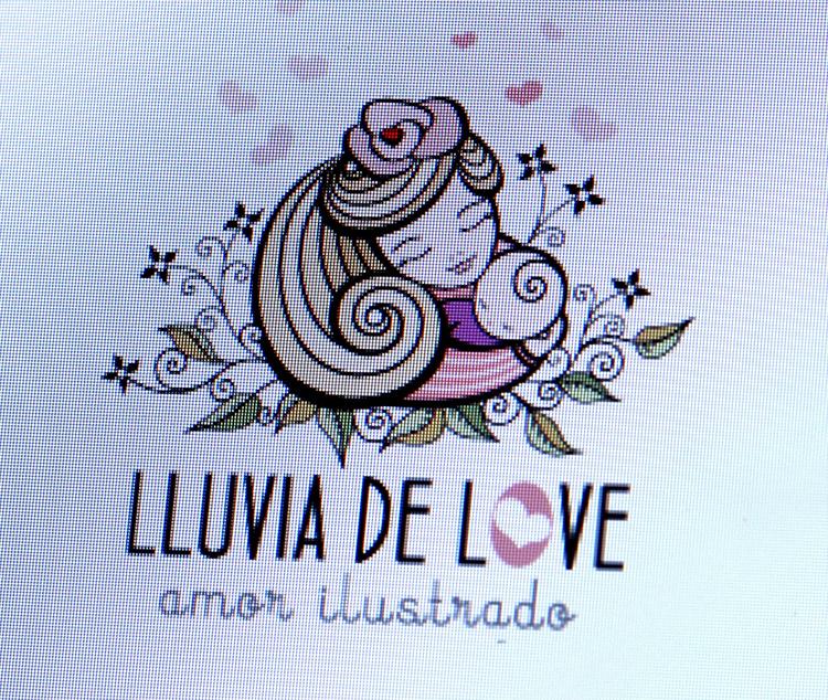 Desarrollo de página web con tienda online de Lantalau para LLuvia de Love