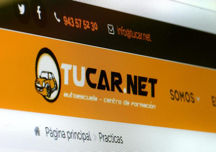 Plataforma web con reserva y tienda online de clases prácticas de conducir