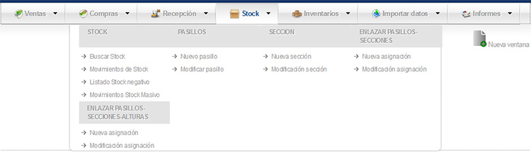 Buscadores dinámicos mediante filtro previo. Permiten seguir filtrando on-line tras el primer filtro y ordenar la tabla resultado.
